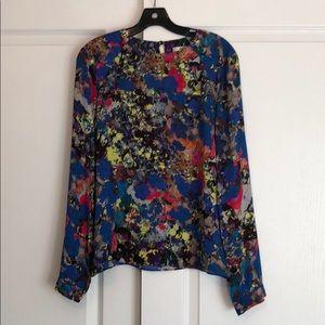 Erdem silk blouse. US12